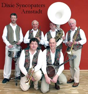 Dixie Syncopaters aus Arnstadt