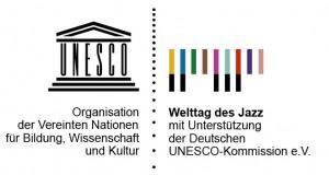 Logo Welttag des Jazz