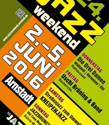 Termin Jazzweekend 2016